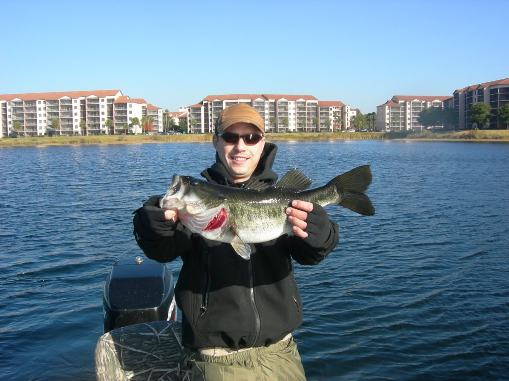 orlando bass fishing report for december orlando bass