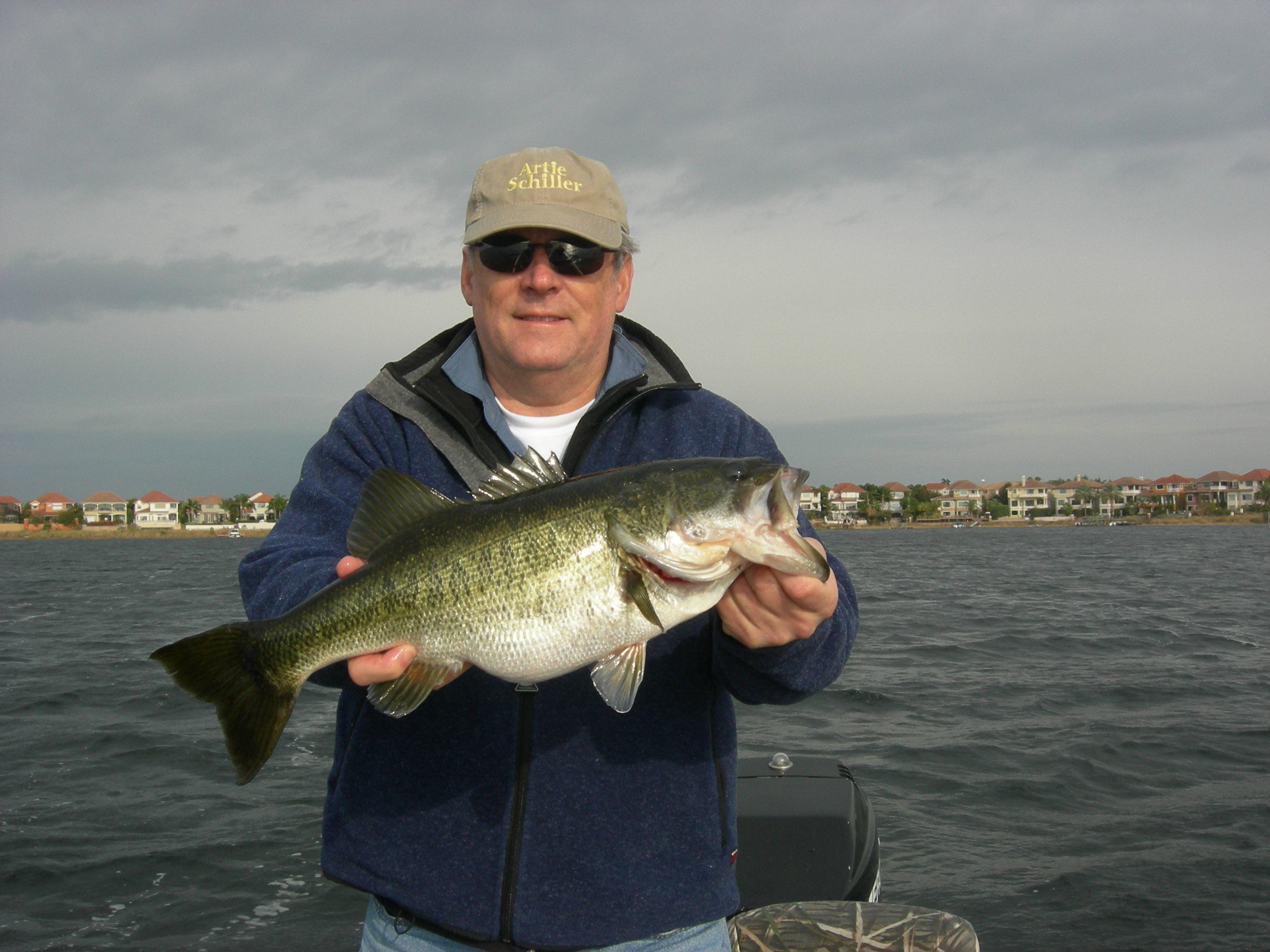 Bass fishing central florida orlando bass fishing guide for Bass fishing orlando
