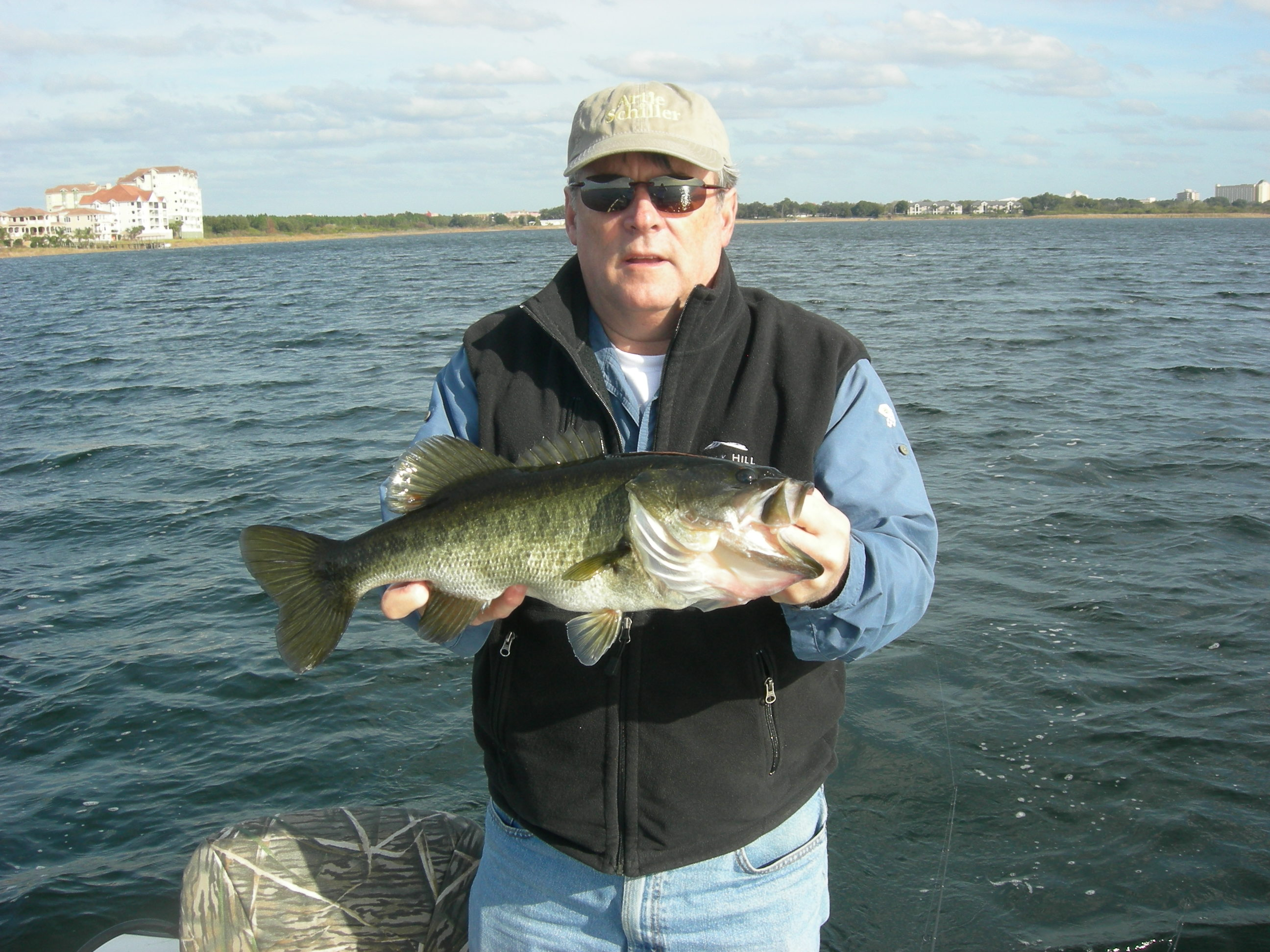 Bass online orlando bass fishing guide for Bass fishing orlando